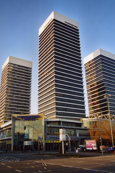 Hamburger Impressionen Buildings